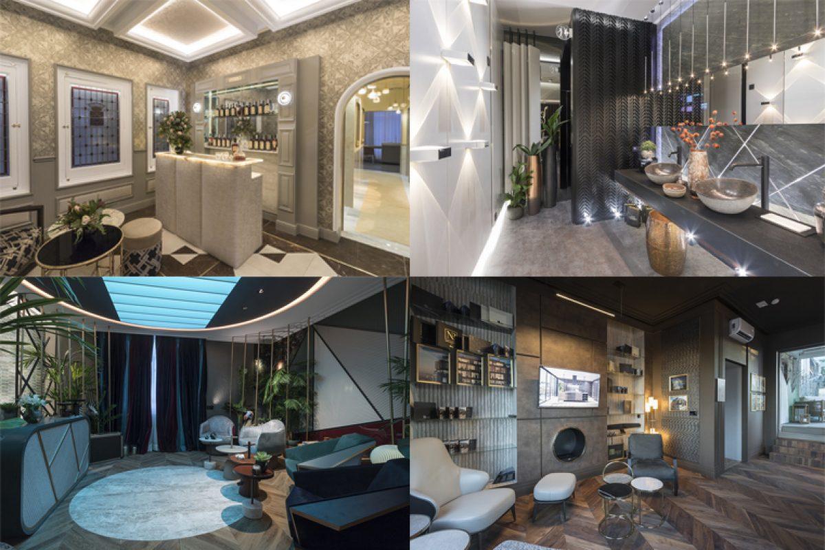 Las innovadoras superficies de Cosentino elegidas para engalanar cuatro atractivos espacios de Casa Decor 2019