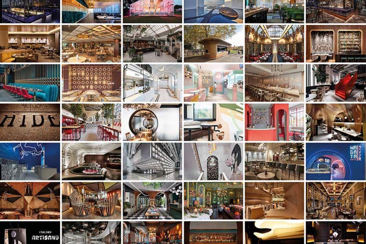 Anunciados los ganadores de los restaurantes y bares mejor diseñados de mundo, los Restaurant & Bar Design Awards 2019