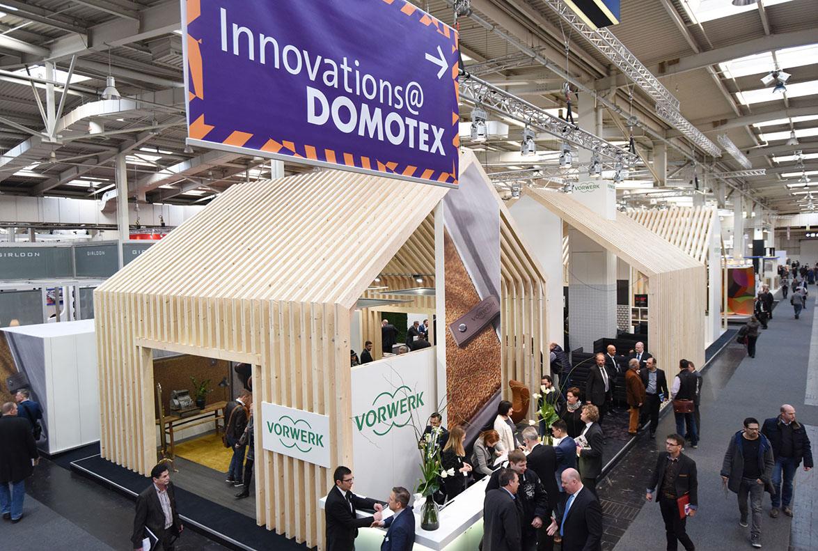 Innovations@DOMOTEX, Vorwerk