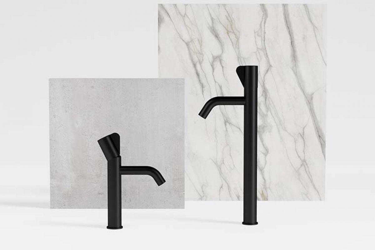 Clausell studio diseña Noa, la nueva colección de grifería para la empresa MUNK