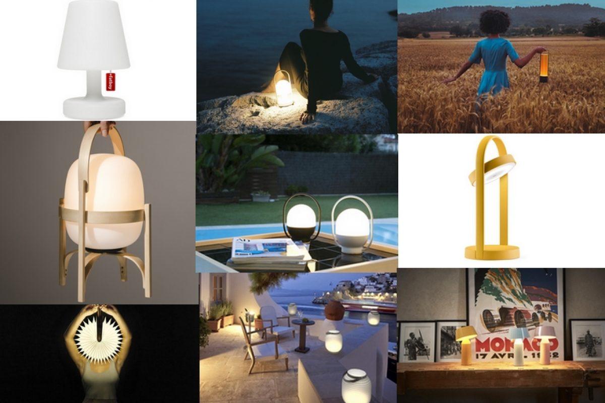 Especial Lámparas Portátiles: son inalámbricas, recargables, con leds y USB… lo que se lleva