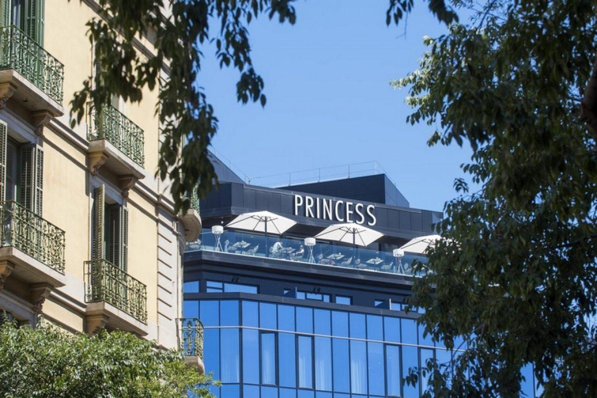 Europillow, el colchón de Ecus elegido por el Hotel Negresco Princess de Barcelona para garantizar un sueño de calidad a sus clientes