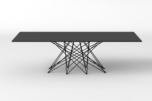 Bonaldo will be exhibiting at the salone in milan with new for Table design meaning