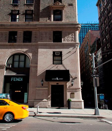 Fendi Casa Abre Un Nuevo Showroom En El Corazón De Manhattan