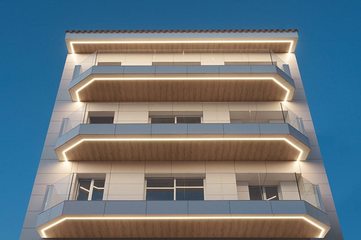 Máxima integración: Remodelación del edificio Mar de Fondo en el Puerto de Alcudia por Minimal Studio