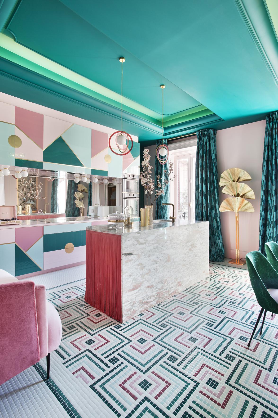 Casa decor madrid 2018 abre sus puertas la pasarela de la - Casa decor 2017 madrid ...