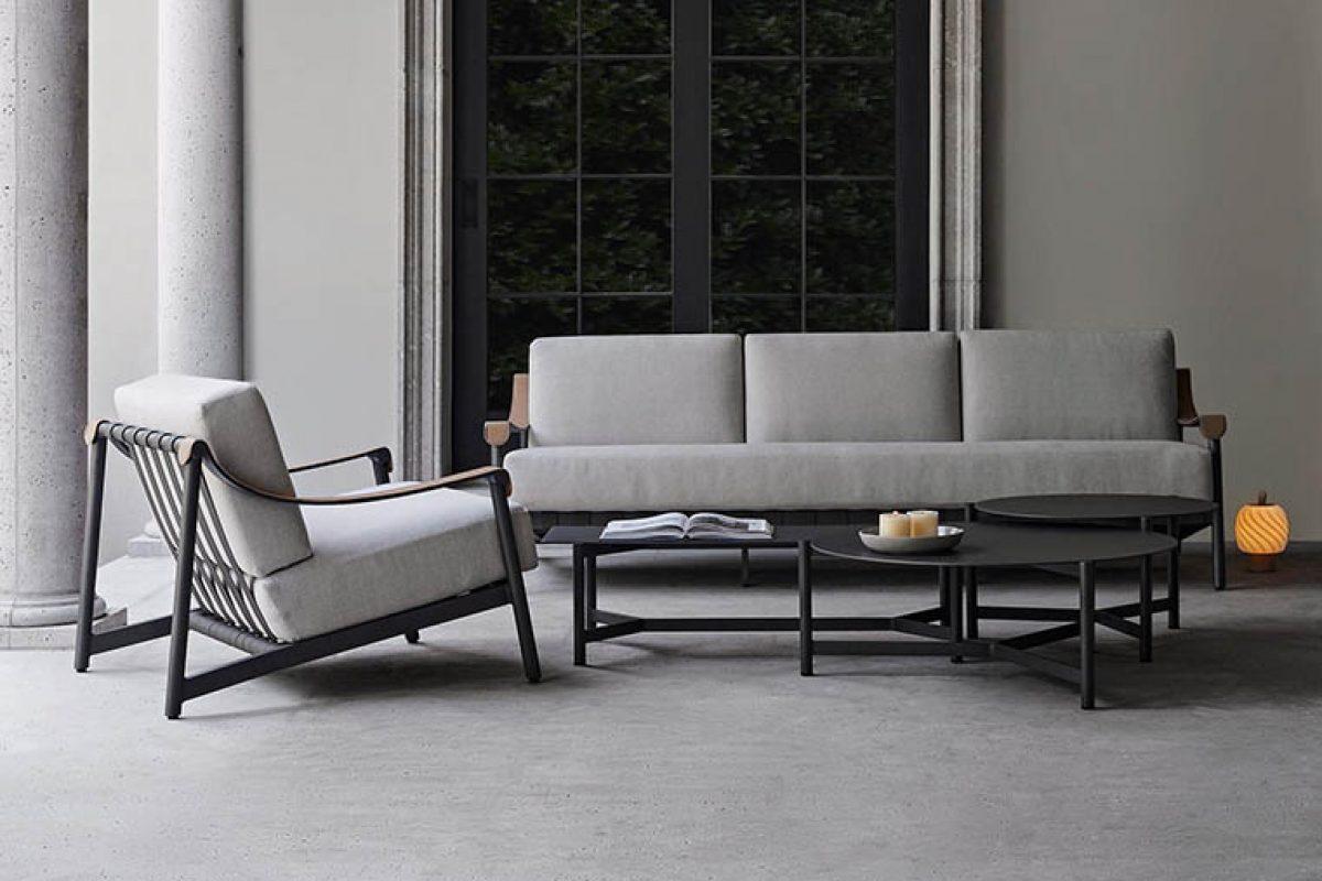 Ramón Esteve diseña para Danao Living una colección de exterior inspirada en las butacas clásicas del Mid Century Modern