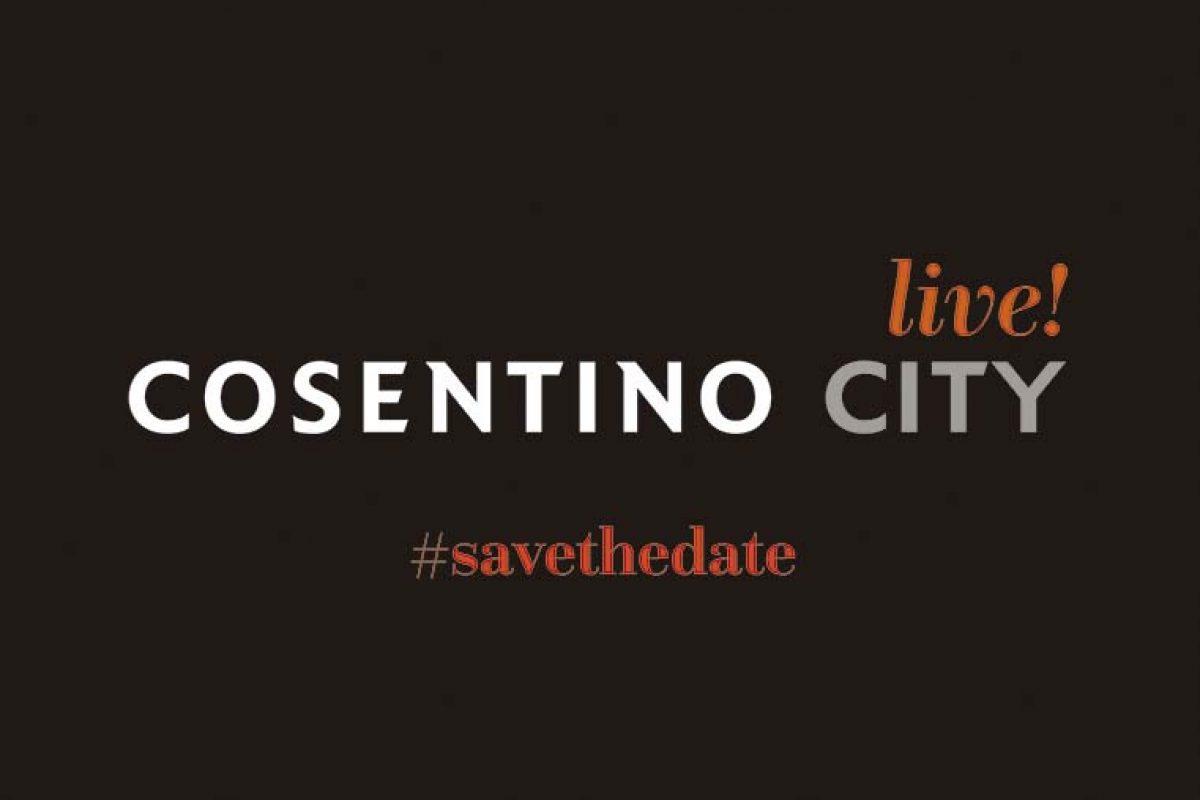 Cosentino City Live!, el mejor diseño desde casa