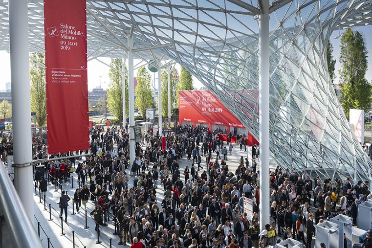 Informe final Salone del Mobile.Milano 2019: gran participación y aumento de negocio