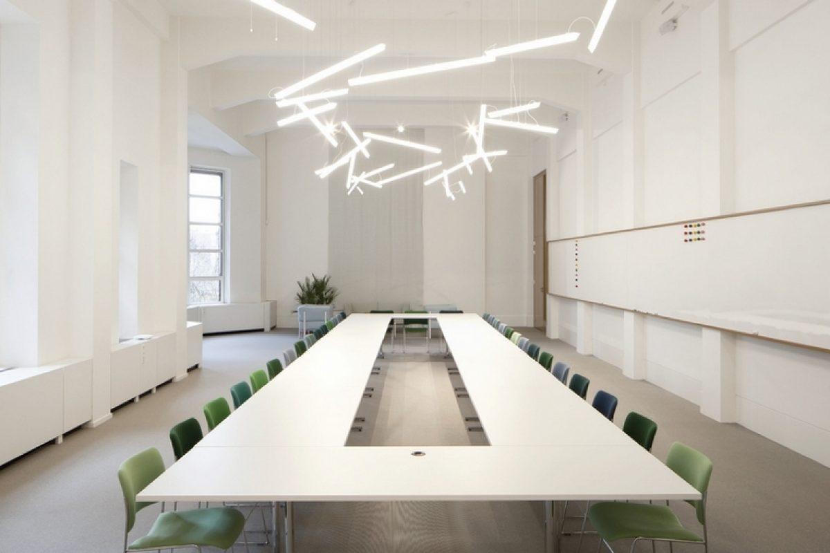 VIBIA presenta las luminarias con tecnología LED. Transformando el diseño de iluminación