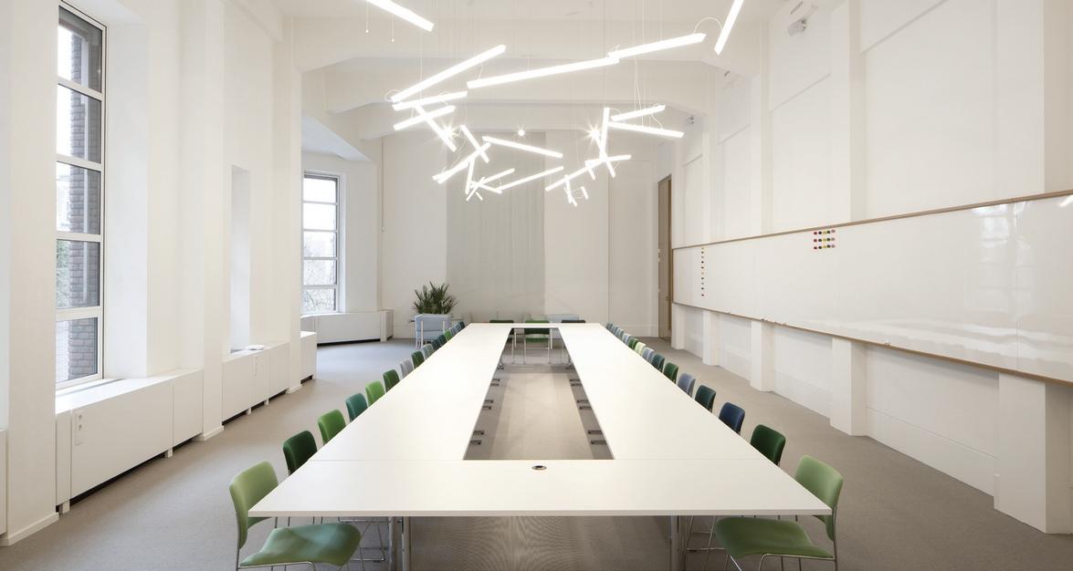 VIBIA presenta las luminarias con tecnología LED. Transformando el ...