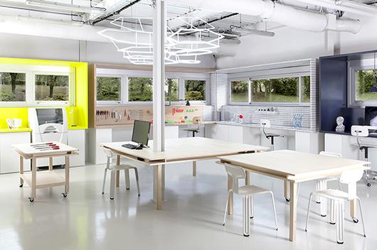 Design Innovation Fab Lab I2r By Studio Ggsv For Edf