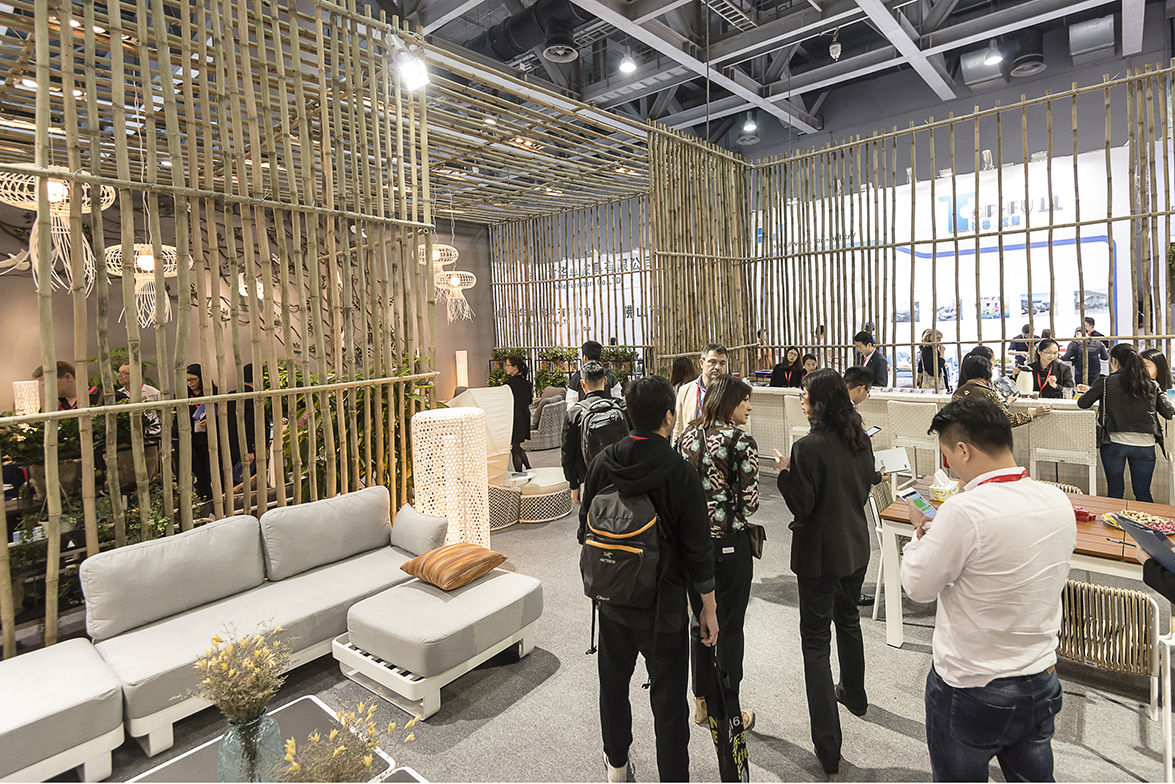 The Best Of Garden Furniture And Equipment For Leisure Activities, At CIFF  Shanghai 2016