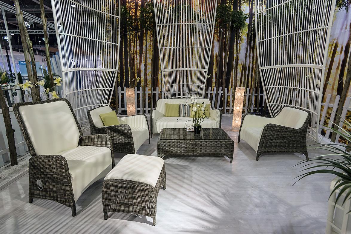 CIFF Outdoor & Leisure. El mejor mueble de jardín y equipamiento ...