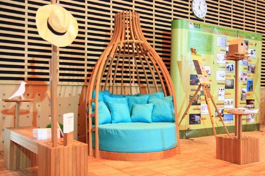 Design camp mostrar los muebles m s innovadores de los - Muebles de tailandia ...