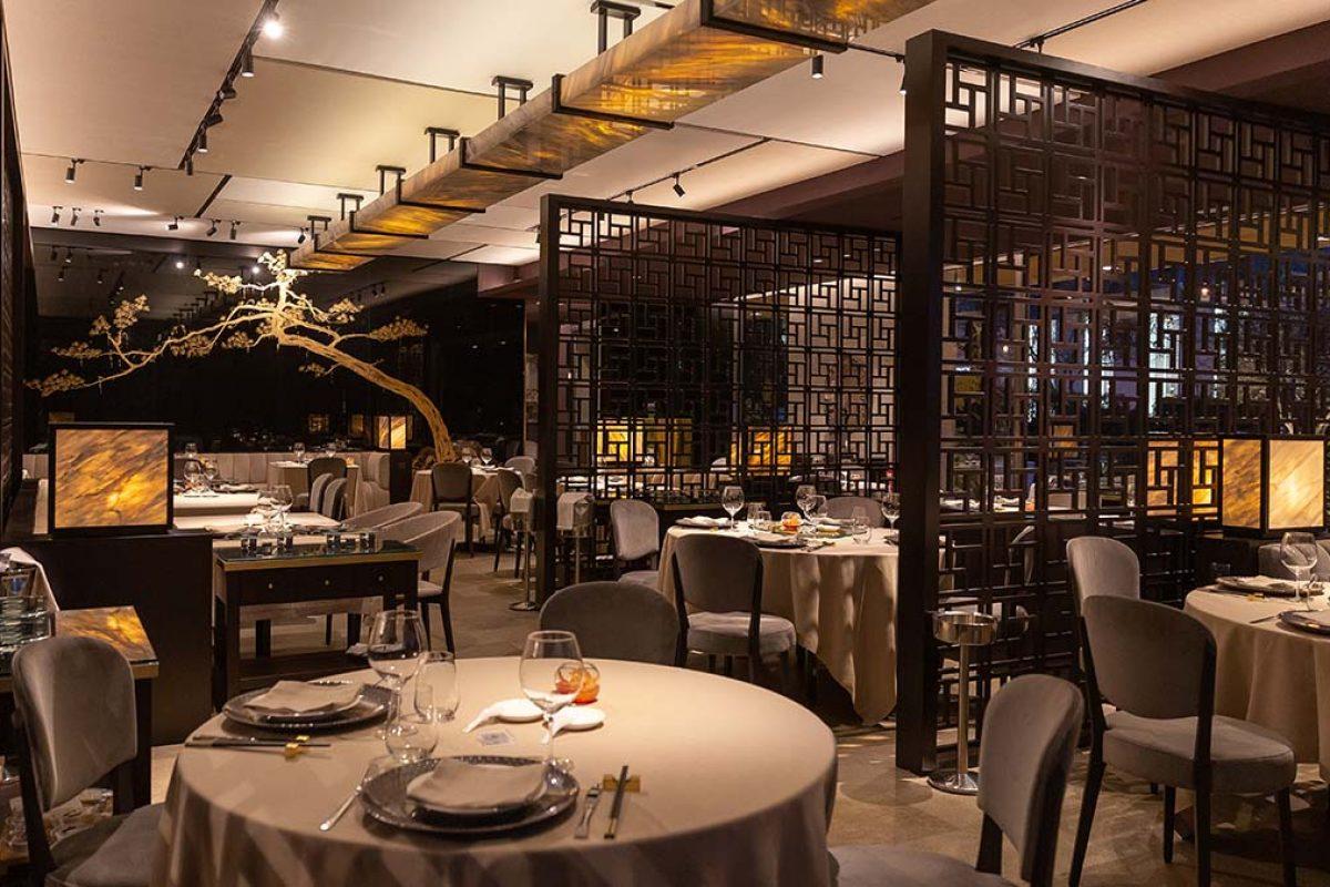 4Retail construye el nuevo restaurante asiático Tse Yang, diseñado por Alfons & Damian