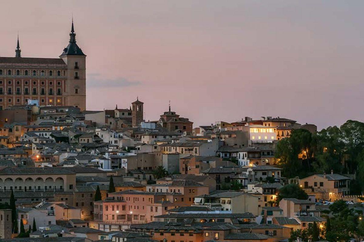 Casa Mirador del Valle, Toledo. Un proyecto de Romero & Vallejo