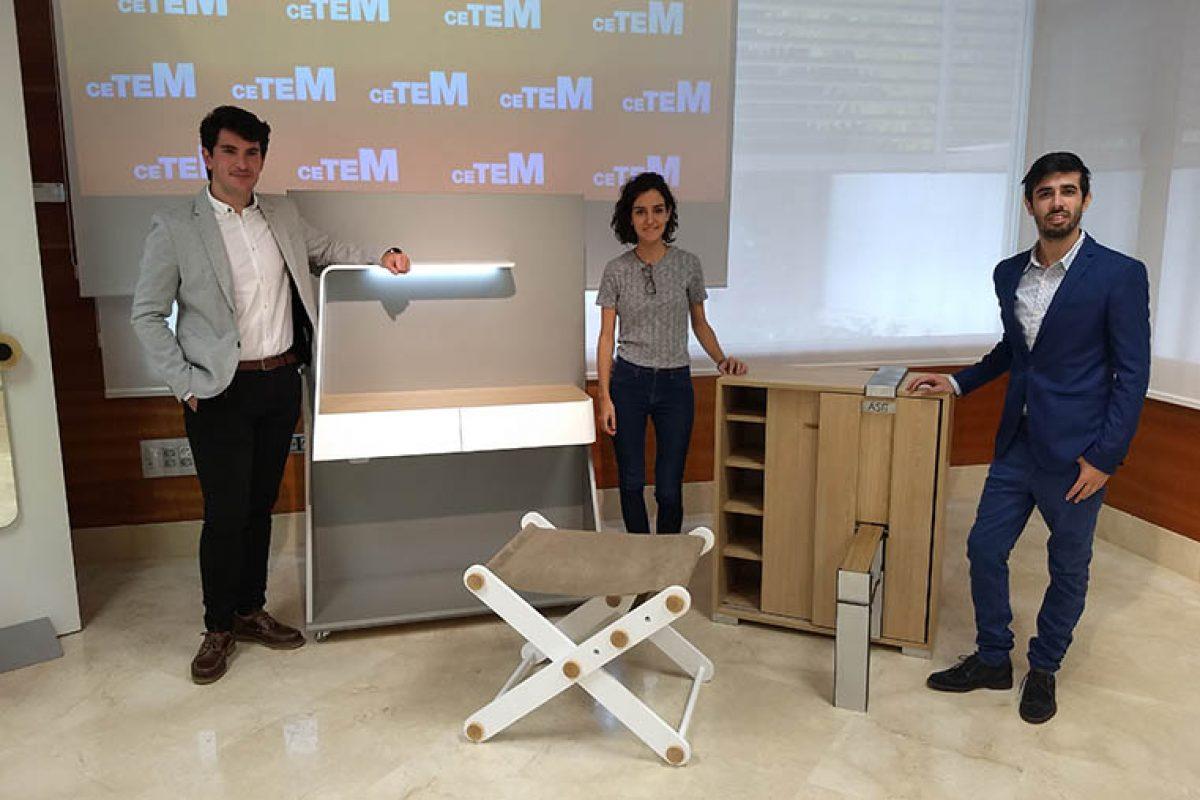 Anunciados los diseños ganadores del 23º Concurso Internacional del Mueble de CETEM