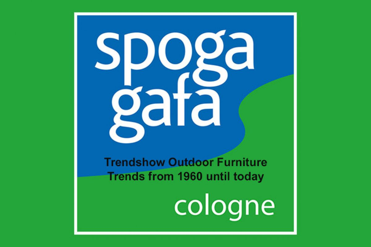 Exposición de tendencias en mueble de exterior & iconos de muebles de exterior: una mirada hacia el futuro en spoga + gafa 2018