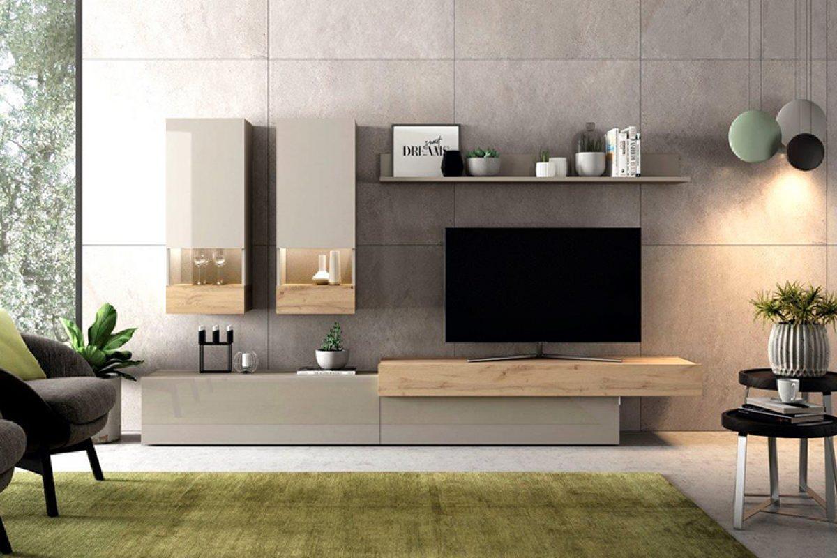 Aura, la nueva colección de muebles para salones y dormitorios de Ramis