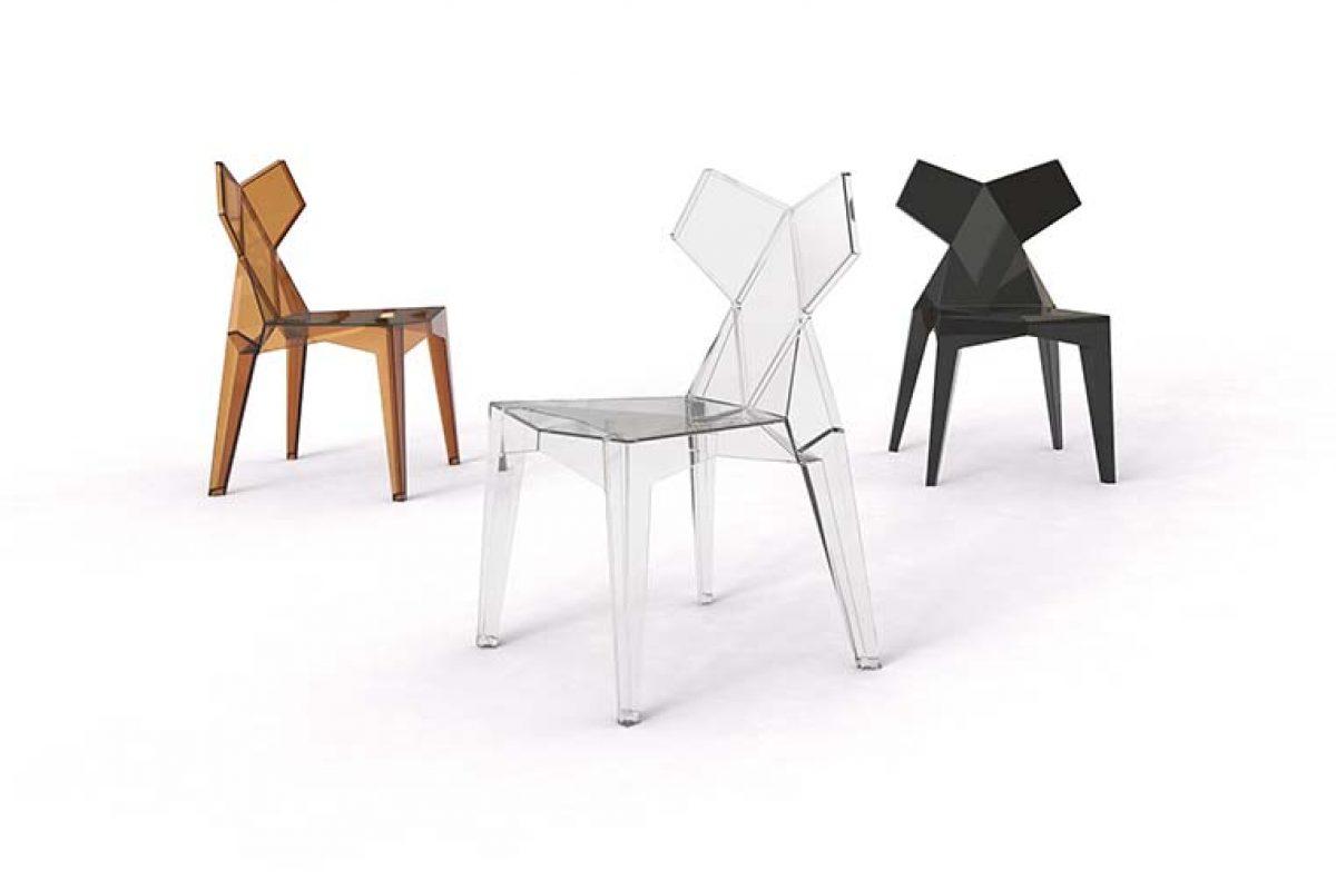 Ramón Esteve diseña la nueva silla de exterior para Vondom, inspirada en las formas del kimono