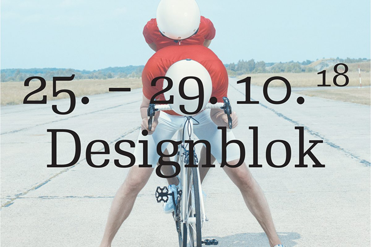Designblok 2018, el Festival Internacional de Diseño de Praga para Design Lovers