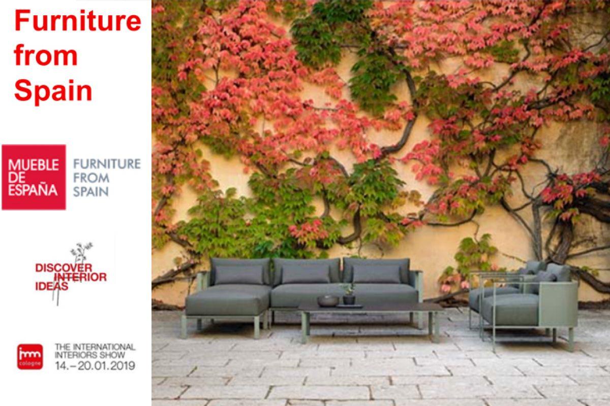 El mejor diseño de Mueble de España se muestra en la imm cologne 2019 con 24 empresas coordinadas por Anieme