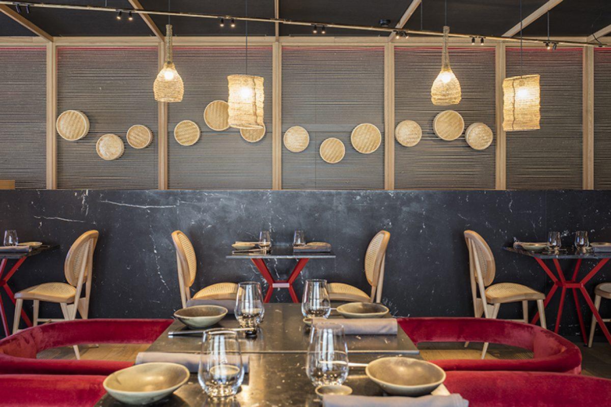 Pilar Libano diseña el restaurante Kao Soldeu y el nuevo Lobby de Park Piolets Mountain Hotel & Spa