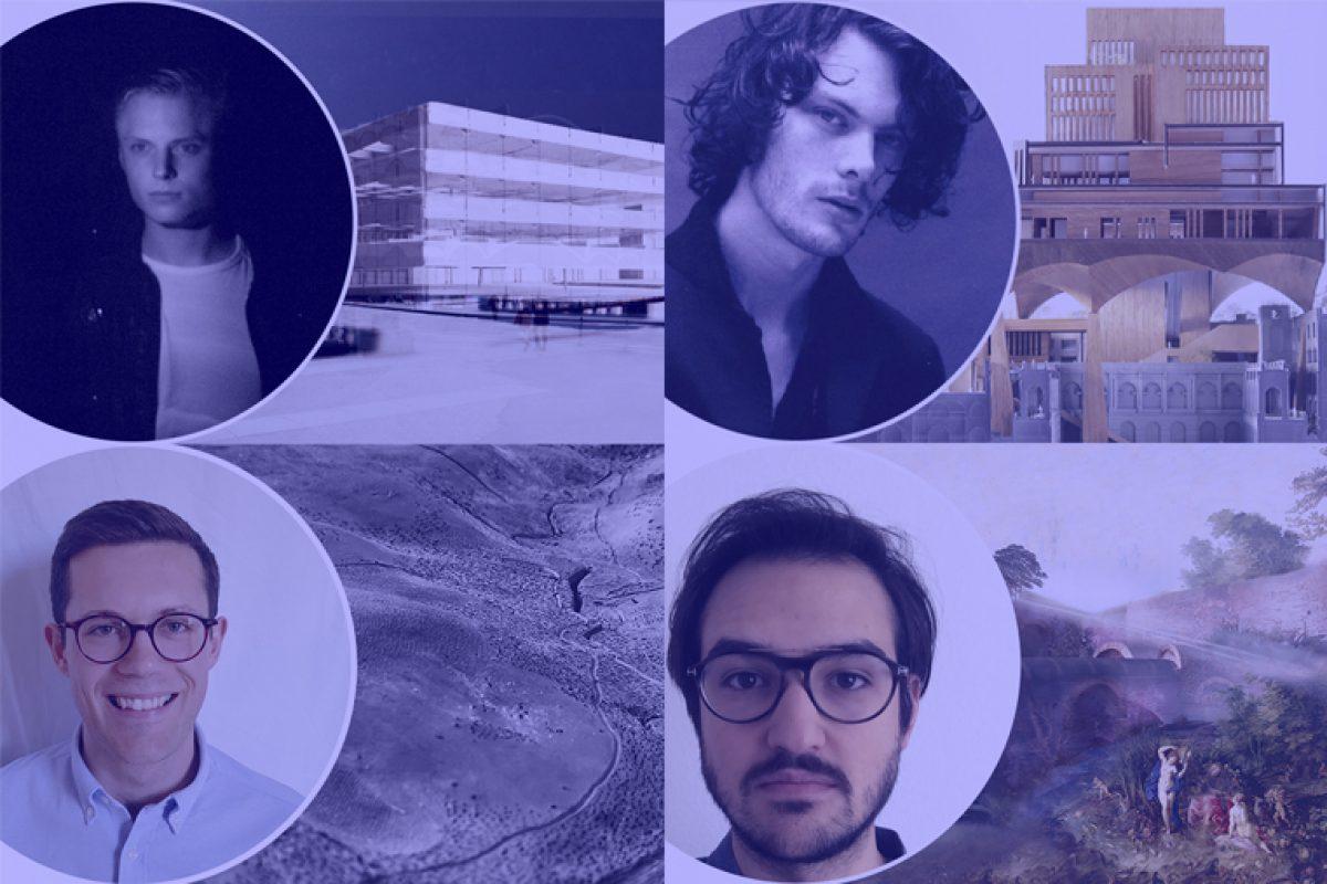 Anunciados los cuatro ganadores a los jóvenes arquitectos más talentosos, los premios YTAA 2018