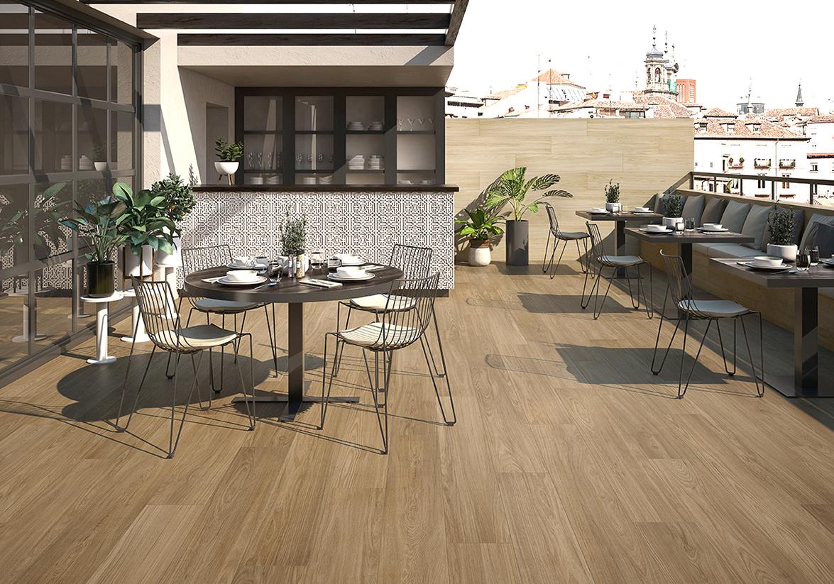 Elegir el pavimento adecuado consejos e ideas en el re styling de una terraza por keraben - Pavimentos para terrazas ...