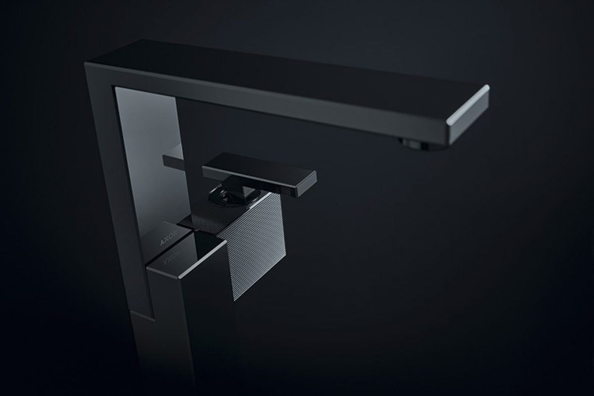 Una joya en el baño: AXOR presenta Axor Edge, la colección de baño más lujosa de su historia diseñada por Jean-Marie Massaud