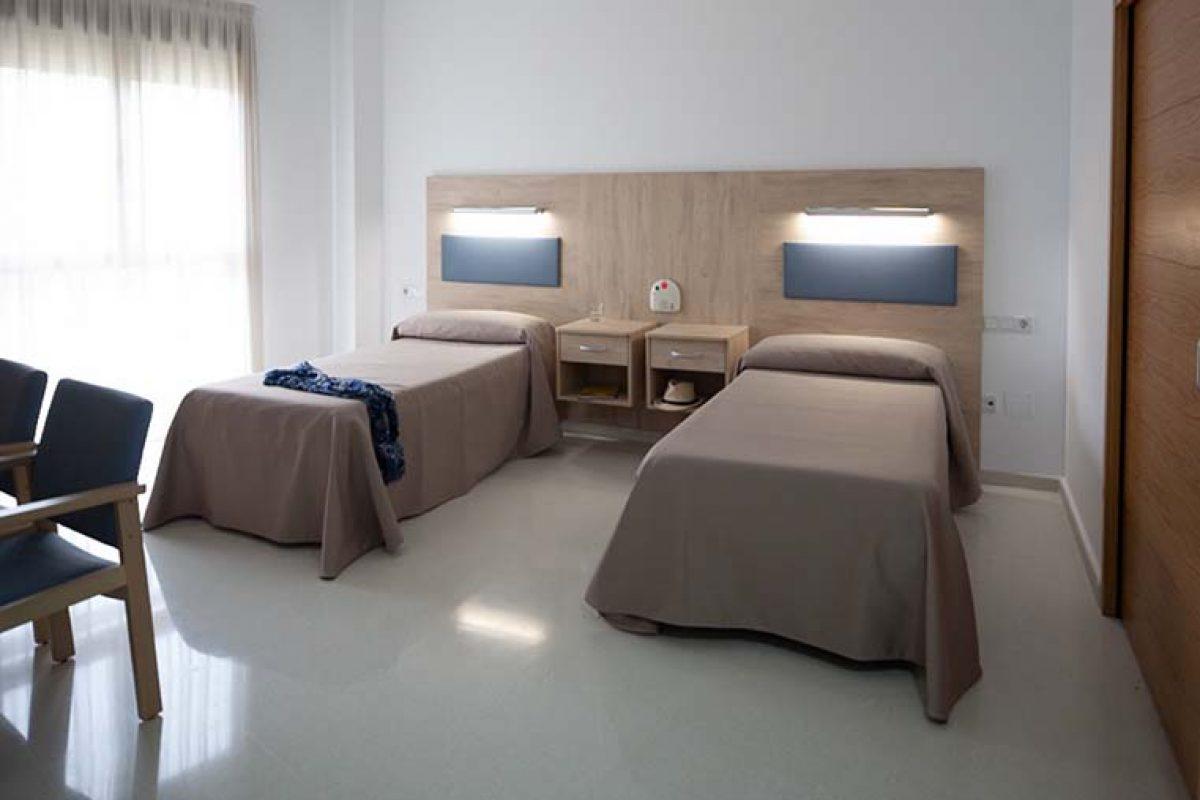 ND Mobiliario y Equipamiento amuebla la residencia para mayores del Grupo Gerial en Albox (Almería)