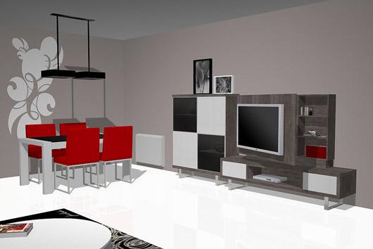 Baixmoduls introduce un programa de amueblamiento 3d for Programas 3d interiorismo