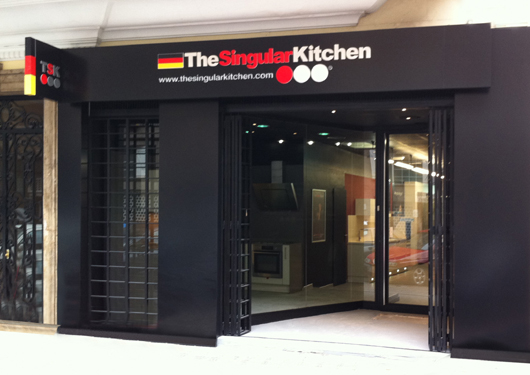 The singular kitchen abre nuevo showroom en el centro de valencia - The singular kitchen ...