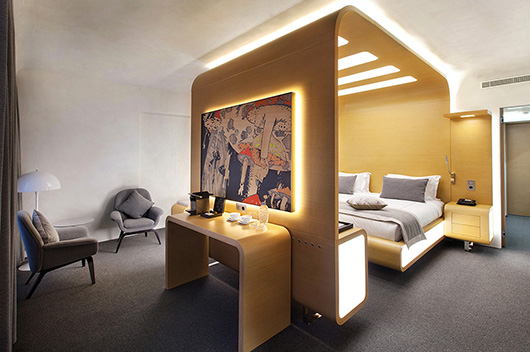 Spanish company colonial club vlc furnishes the design for Design hotel moscow