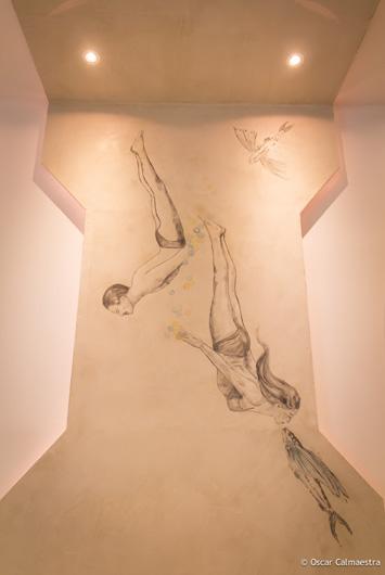 Inédito, el espacio del estudio de interiorismo More&More Design ...