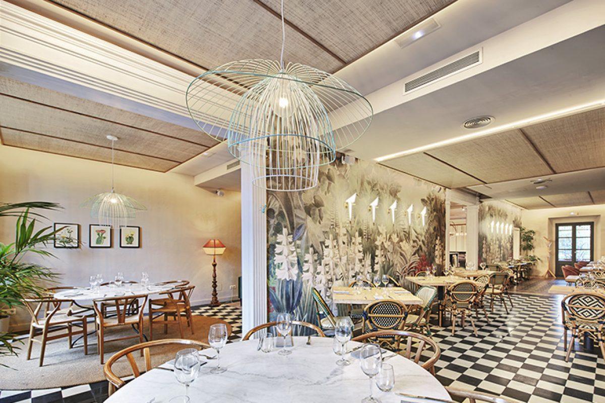 PPT Interiorismo diseña el restaurante Meat Garden en una antigua masía de Girona