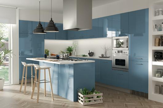 Forlady New Concept, nueva línea de mobiliario de cocina personal e ...