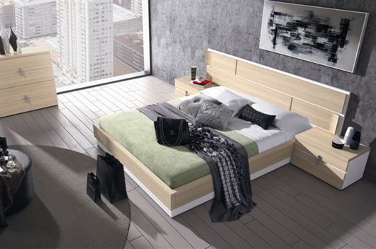 Muebles ramis presenta el nuevo programa de dormitorios on for Programa diseno muebles online