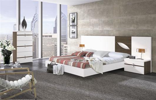 Muebles ramis presenta el nuevo programa de dormitorios on for Mobiliario habitacion matrimonio