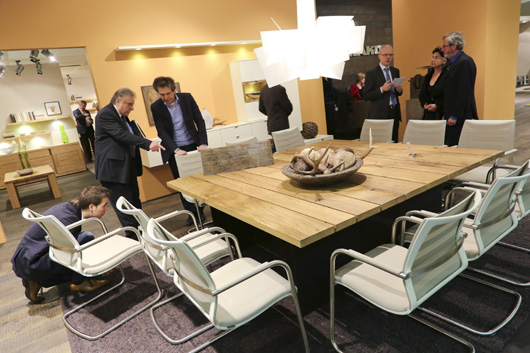 Resounding Success Of Participation Imm Cologne And