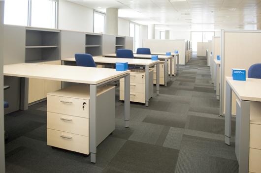actiu amuebla las nuevas oficinas centrales del banco sabadell