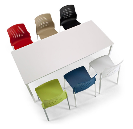 Actiu presenta stay la nueva silla customizable y uka - Maison ribatejo y atelier nuno lacerda lopes ...