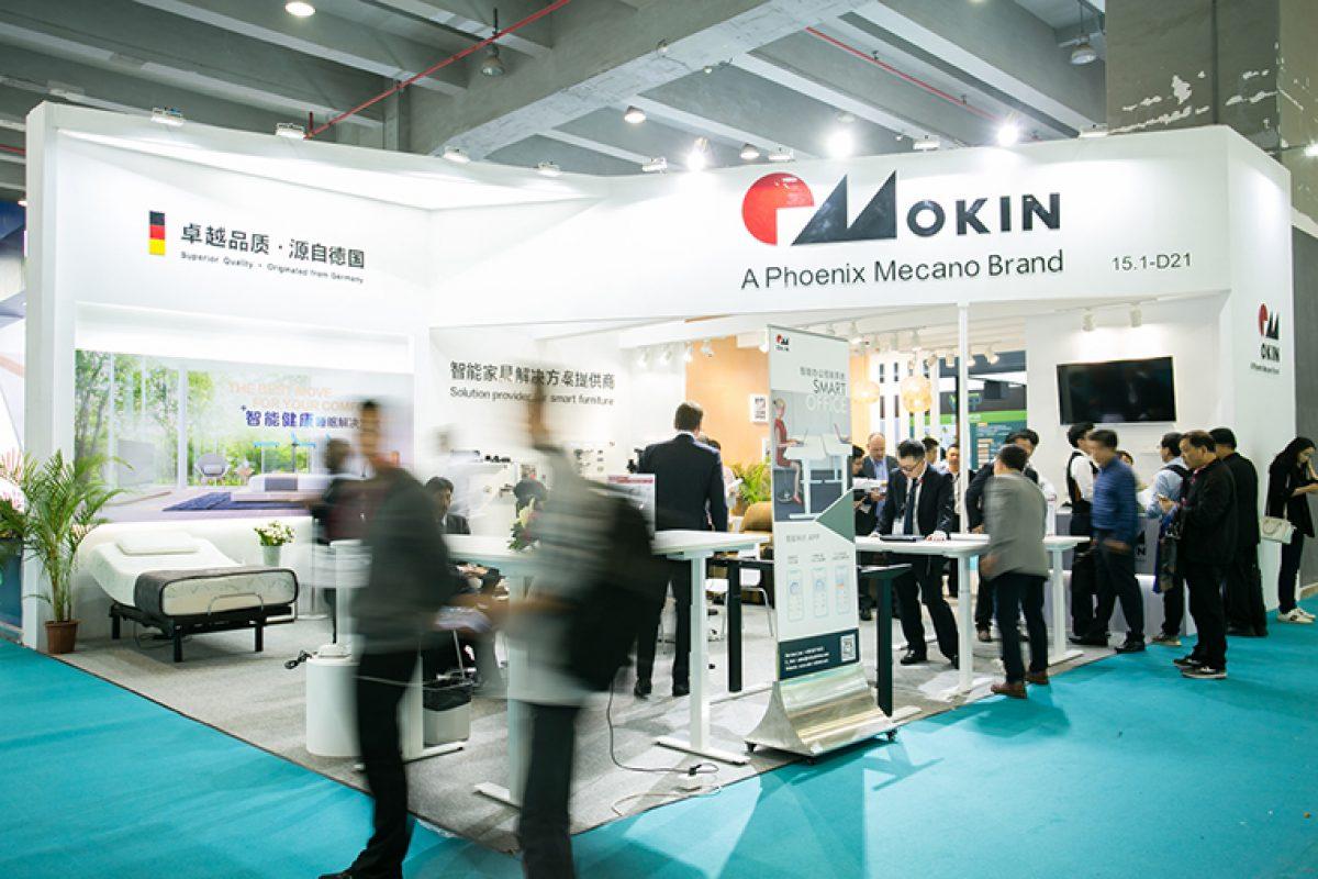 La zona internacional de CIFM / interzum guangzhou 2019 se encuentra con la abrumadora demanda del sector, todo completo