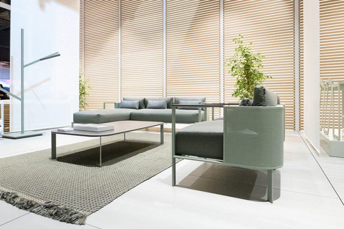 Descubre Solanas, la colección diseñada por Daniel Germani para Gandiablasco con la innovadora superficie Dekton® by Cosentino