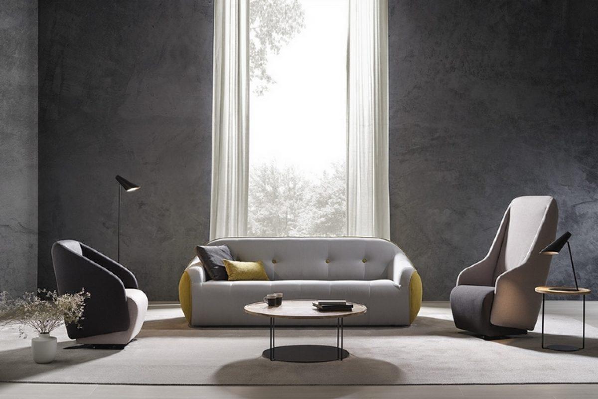 DSIGNIO diseña la nueva colección LILY para Beltà. Una butaca cómoda y de carácter