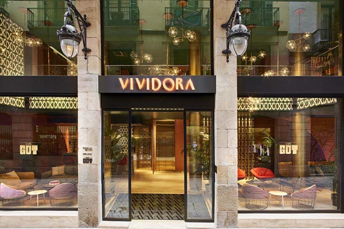 El Equipo Creativo refleja el estilo de vida local en el Kimpton Vividora Hotel de Barcelona