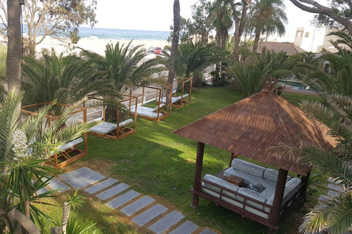 Ale deBali Study diseña y equipa el Hotel Botaniq. La magia de Bali se traslada a Mojacar