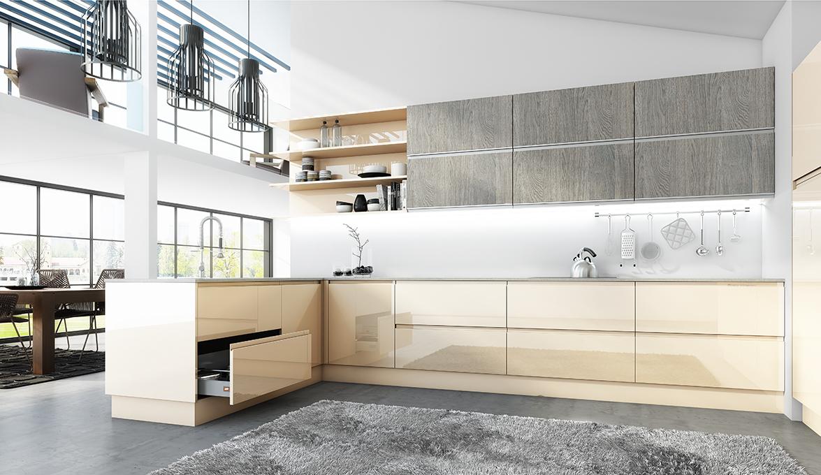 Los cinco consejos imprescindibles a la hora de amueblar una cocina