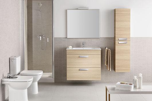 Nueva colección de baño Debba by Roca, variedad y adaptabilidad al ...